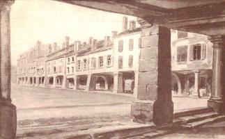 Les arcades de Stenay